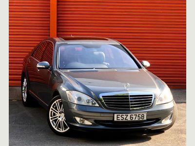 Mercedes-Benz S Class Saloon 5.5 S500 7G-Tronic 4dr