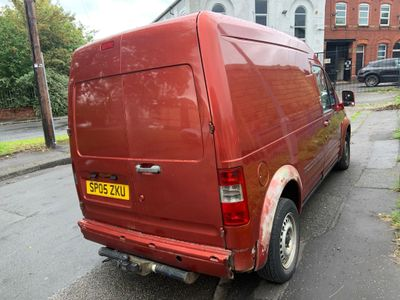 Ford Transit Connect Panel Van 1.8 TDCi T200 Trend Refrigerated Van SWB 4dr