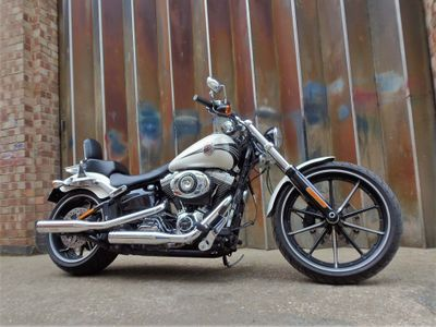 Harley-Davidson Softail Custom Cruiser 1690 Breakout