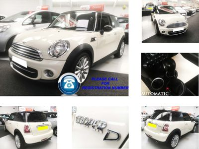 MINI Hatch Hatchback 2.0 Cooper D 3dr