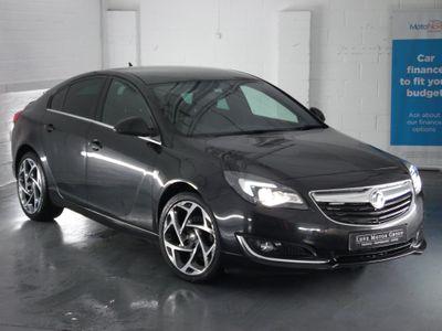 Vauxhall Insignia Hatchback 1.6 CDTi SRi VX Line Nav Auto 5dr