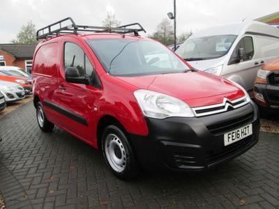 Citroen Berlingo Temperature Controlled 1.6 HDi 850 X L1 4dr