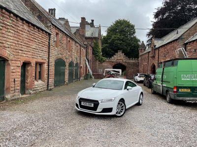 Audi TT Coupe 2.0 TDI ultra Sport (s/s) 3dr