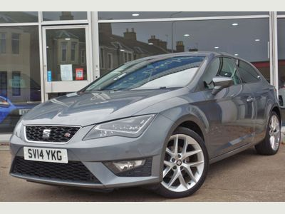 SEAT LEON Hatchback 1.4 TSI FR (Tech Pack) SportCoupe (s/s) 3dr