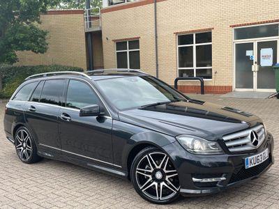 Mercedes-Benz C Class Estate 2.1 C250 CDI AMG Sport Plus 7G-Tronic Plus 5dr