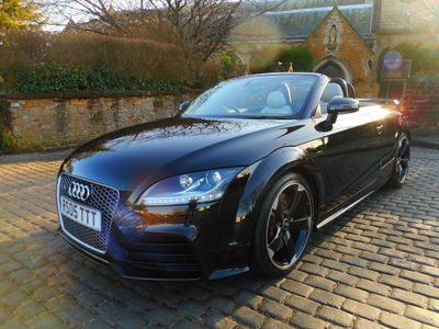 Audi TT RS Convertible 2.5 Plus Roadster quattro 2dr