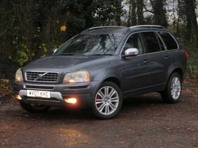 Volvo XC90 SUV 4.4 V8 Executive Geartronic AWD 5dr