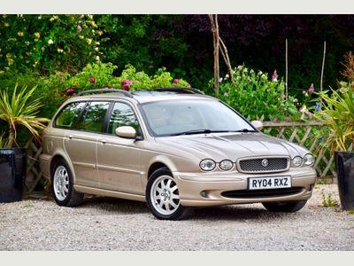 Jaguar X-Type Estate 2.5 V6 Classic (AWD) 5dr
