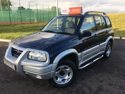 SUZUKI GRAND VITARA SUV 2.5 V6 Estate 5dr