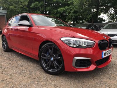 BMW 1 Series Hatchback 3.0 M140i Shadow Edition Sports Hatch (s/s) 5dr