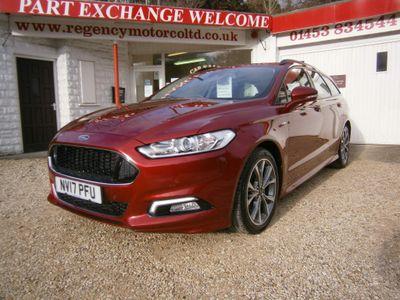 Ford Mondeo Estate 2.0 TDCi ST-Line X (s/s) 5dr