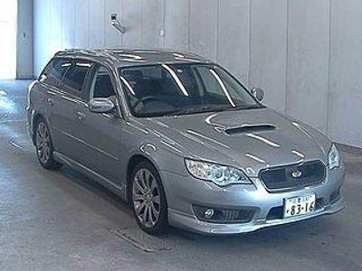 Subaru Legacy Estate JDM BP5 2.0L SPEC B TWINSCROLL TURBO