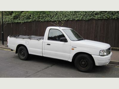 Ford Ranger Pickup 2.5 TDdi Regular Cab Pickup 4x2 2dr