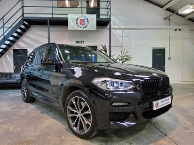 BMW X3 SUV 2.0 20i GPF M Sport Auto xDrive (s/s) 5dr