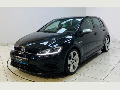 Volkswagen Golf Hatchback 2.0 TSI R 4Motion (s/s) 5dr