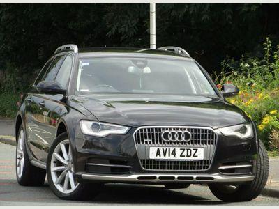 Audi A6 Allroad Estate 3.0 TDI V6 S Tronic quattro 5dr