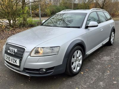 Audi A6 Allroad Estate 3.0 TDI Estate 5dr Diesel Automatic quattro (199 g/km, 242 bhp)