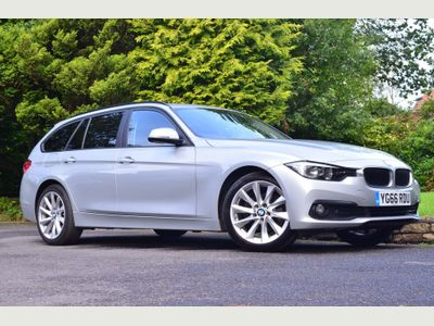 BMW 3 SERIES Estate 2.0 318d SE Touring Auto (s/s) 5dr