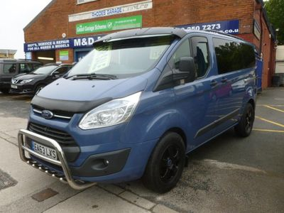 Ford TRANSIT CUSTOM 270 TREND LR P/V Van Conversion