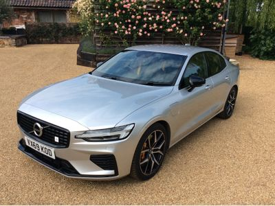 Volvo S60 Saloon 2.0h T8 Twin Engine 11.6kWh Polestar Engineered Auto AWD (s/s) 4dr
