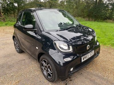 Smart fortwo Coupe 0.9T Prime (Premium Plus) Twinamic (s/s) 2dr