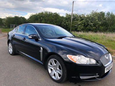Jaguar XF Saloon 2.7d Premium Luxury 4dr