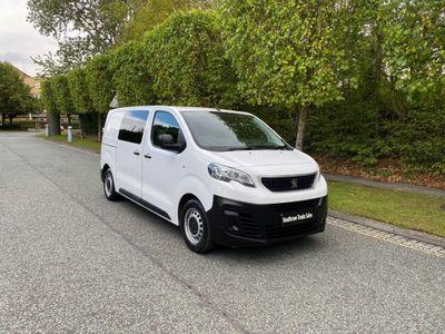 Peugeot Expert Window Van 1.6 BlueHDi 1000 S Standard Panel Van SWB EU6 6dr