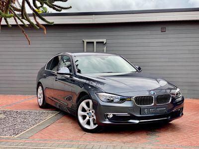 BMW 3 Series Saloon 3.0 330d Luxury Sport Auto xDrive (s/s) 4dr