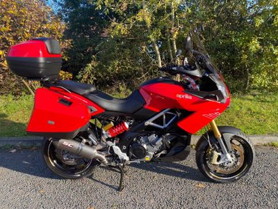 Aprilia Caponord Adventure 1200 Travel Pack Adventure
