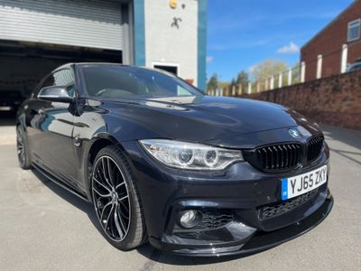 BMW 4 Series Gran Coupe Hatchback 2.0 420i M Sport Gran Coupe (s/s) 5dr