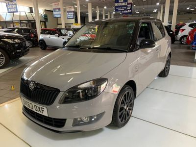 SKODA Fabia Hatchback 1.2 12v Reaction 5dr