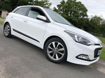 Hyundai i20 Hatchback 1.2 Premium SE 5dr