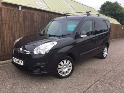 VAUXHALL COMBO Other 1.3 CDTi 16v 2300 Sportive L1H1 Crew Van 5dr (5 seat)