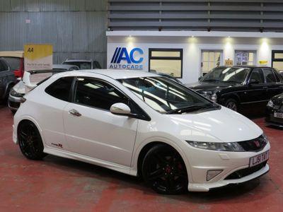 Honda Civic Hatchback 2.0 i-VTEC Type R Championship White 3dr