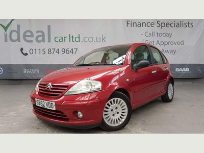 Citroen C3 Hatchback 1.4 HDi Exclusive 5dr
