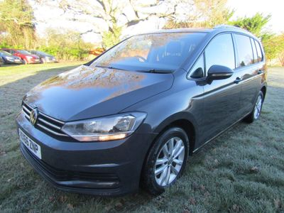 Volkswagen Touran MPV 1.6 TDI BlueMotion Tech SE (s/s) 5dr