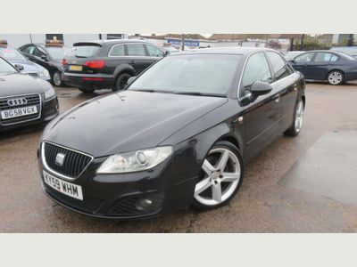 SEAT Exeo Saloon 2.0 TDI DPF SE Lux 4dr