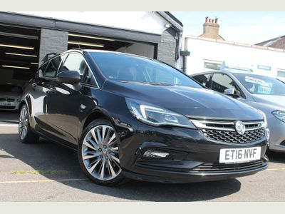Vauxhall Astra Hatchback 1.6 CDTi BlueInjection SRi Auto 5dr