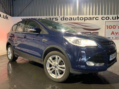 Ford Kuga SUV 2.0 TDCi Titanium X Powershift AWD 5dr
