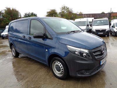 Mercedes-Benz Vito Panel Van 1.6 111 CDi FWD L1 EU6 5dr