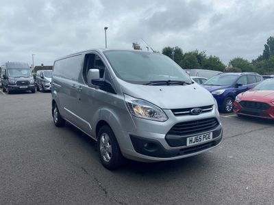 Ford Transit Custom Panel Van 2.2 TDCi 310 Limited L1 H1 5dr