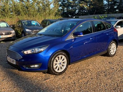 FORD FOCUS Hatchback 2.0 TDCi Titanium Powershift (s/s) 5dr