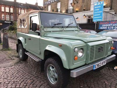 Land Rover 90 SUV 2.5 Soft Top