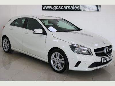 Mercedes-Benz A Class Hatchback 1.6 A180 Sport (Executive) (s/s) 5dr