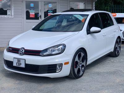 Volkswagen Golf Hatchback GTI 2.0