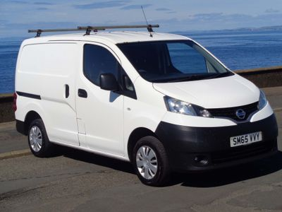 Nissan NV200 Panel Van 1.5 dCi Acenta SWB EU5 6dr (AC)