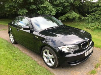 BMW 1 Series Coupe 2.0 120i Sport 2dr