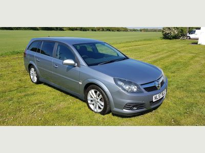 VAUXHALL VECTRA Estate 1.8 i VVT SRi 5dr