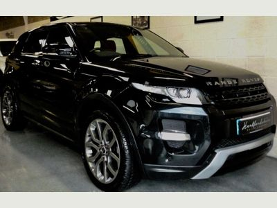 LAND ROVER RANGE ROVER EVOQUE SUV 2.0 SI4 Dynamic Lux AWD 5dr