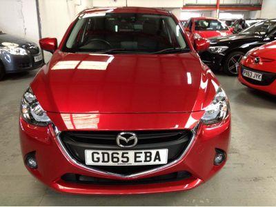 Mazda Mazda2 Hatchback 1.5 Sport Black (s/s) 5dr
